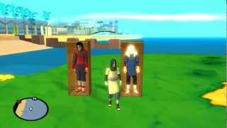 GTA SA - Orochimaru Edo Tensei PREVIEW