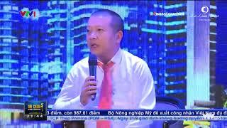 [SWISSTOUCHES LA LUNA RESORT] - VTV1 - BẢN TIN TÀI CHÍNH & KINH DOANH - TỐI 17/9/2018