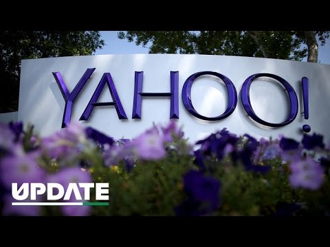 Yahoo sets sale to Verizon