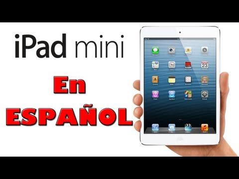Nuevo iPAD MINI - CON�CELO