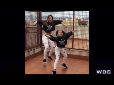 Mother And Daughter Dancing - Ed Sheeran - Shape of You thumbnail