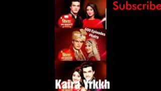 Naira and kartik new latast song