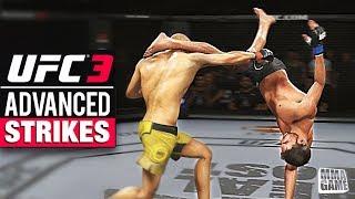 EA Sports UFC 3 | Advanced Strikes Win FIGHTS