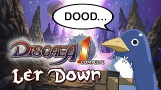 Disgaea 1 Complete Disappointment