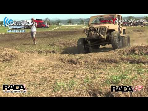 RADAZONE.COM  Julissa Sepulveda PR Jeep Fest Dorado 2014