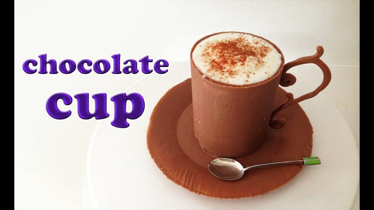 Chocolate Mousse in Chocolate Cup Recipe HOW TO COOK THAT ...