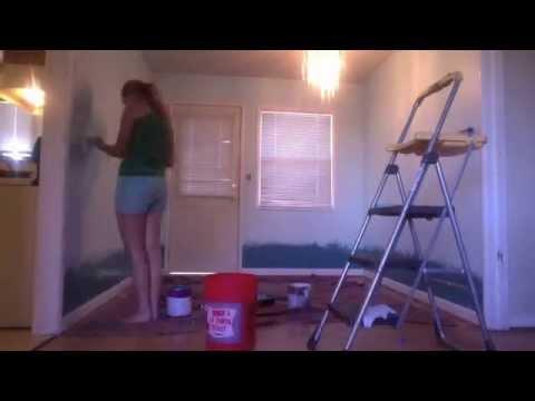 Ombre Paint House