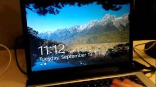 Windows 8 Developer Preview first impressions