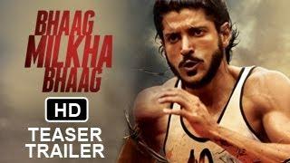 Bhaag Milkha Bhaag | HD teaser | Farhan Akhtar | Sonam Kapoor