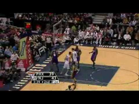 Terrence Williams New Jersey Nets Mix Video