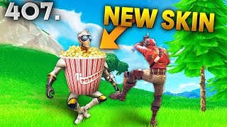 NEW POPCORN SKIN..?! Fortnite Daily Best Moments Ep.6 (Fortnite Battle Royale Funny Moments)