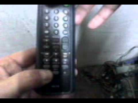CODIGO GUARDADO EN EL CONTROL REMOTO UNIVERSAL DE TV RM-V3