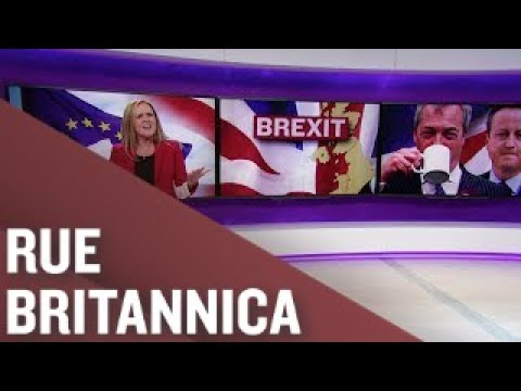 Rue Britannia | Full Frontal with Samantha Bee | TBS