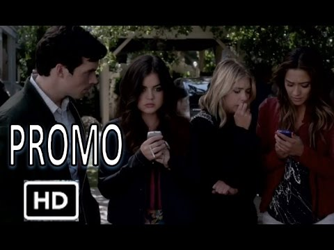 Pretty Little Liars 5X11 Promo - Aria and Ali Sisters as A?! Melissa Dies!