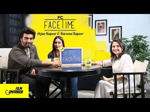 Arjun Kapoor & Kareena Kapoor | Ki & Ka | FaceTime
