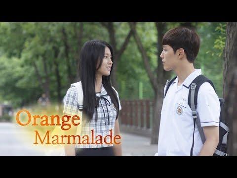 "Seol Hyun ""It's because I'm a VAMPIRE"" [Orange Marmalade Ep 10] thumbnail"