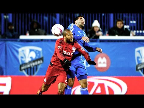 HIGHLIGHTS: Montreal Impact vs. Toronto FC | October 29, 2015