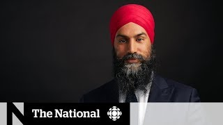 Face to Face with NDP Leader Jagmeet Singh