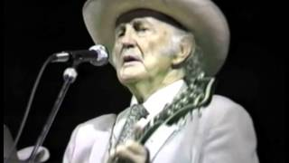 Watch Bill Monroe Walk Softly On This Heart Of Mine video