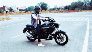 After 10000 Kms Suzuki Intruder 150 Abs Check | Test Ride | Review | Hindi