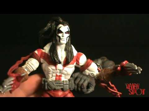 Toy Spot - Toybiz Legendary Comic Book Heroes, Pitt Series: Ripclaw figure