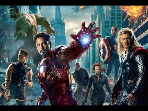 THE AVENGERS — ReThink Review