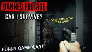 "CAN I SURVIVE!? ( FUNNY ""RE7 BANNED FOOTAGE VOL 1:NIGHTMARE)"