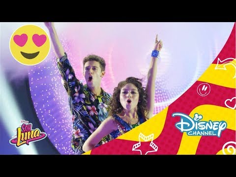 Soy Luna 2: Videoclip Soy Luna -  Footlose | Disney Channel Oficial