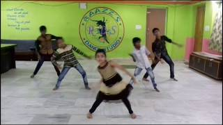 sundari song from khaidi no 150 by RDS dance studio hyd