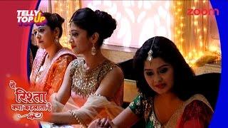 Kartik & Naira's Monsoon ROMANCE In 'Yeh Rishta Kya Kehlata Hai'   #TellyTopUp