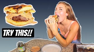 THE BEST ~ BURGER RECIPE OF ALL TIME *spicy*