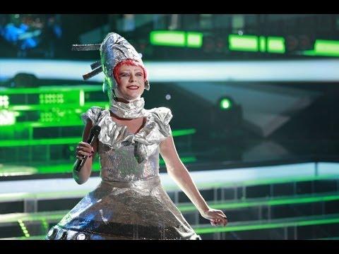 Смотреть клип Юлия Началова (Один в Один) - Желтые ботинки (Жанна Агузарова)