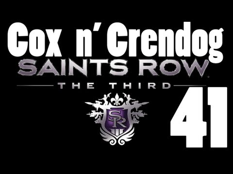 Saints Row the Third [Part 41] - Zombie Invasion: It's kinda like HotPockets