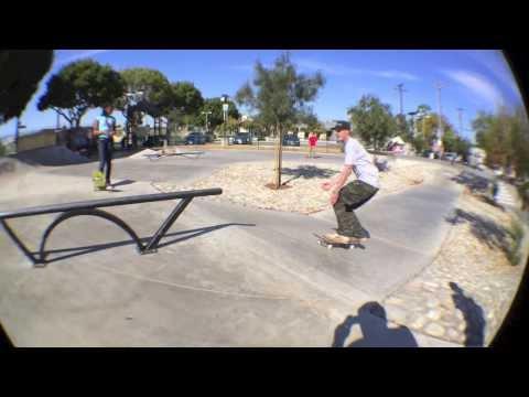 Roll Dawgs Zine hits LBC Skatepark