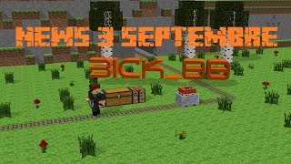 [Fr]News Minecraft du 3 Septembre Minecraft 1.8 & Chromaticraft