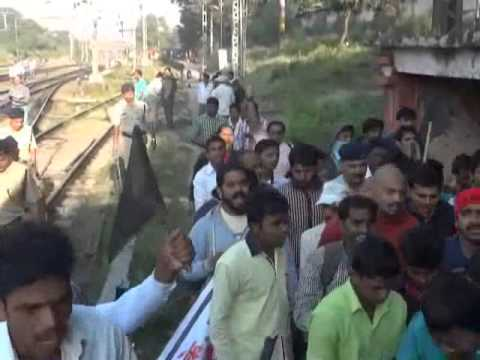 Rail Roko | MPC News | Pune | Pimpri-Chinchwad