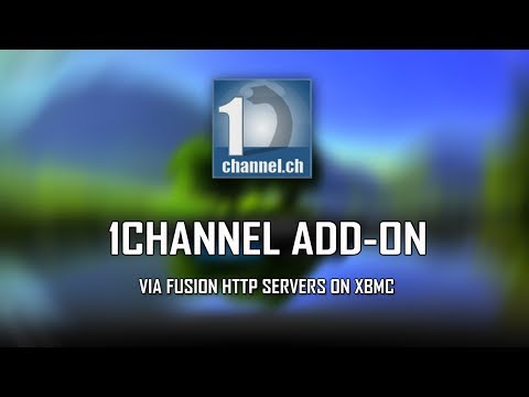 1Channel Update Installation Via Fusion Http Servers