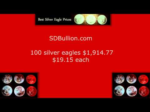 Best Silver Eagle Prices Report March 20, 2015