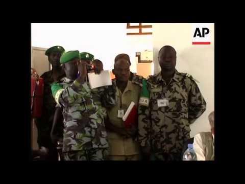 UN Humanitarian chief interview on Darfur crisis