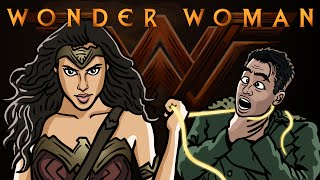 Wonder Woman Trailer Spoof - TOON SANDWICH