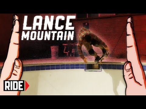 Lance Mountain - High-Fived