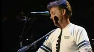 Paul McCartney  -   Yesterday    live