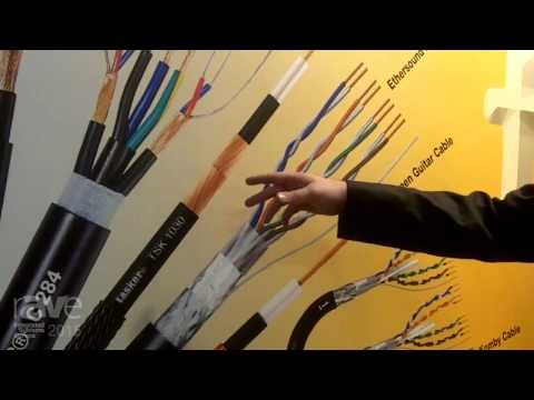 ISE 2015: Tasker Describes Their Range of Cables
