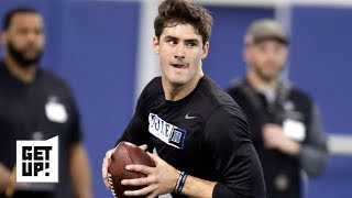 2019 NFL Draft: Will the Giants take a QB in the first round? | Get Up!