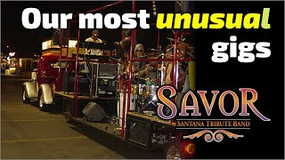 Santana Tribute Band | Our Most Unusual Gigs