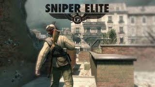 Sniper Elite V2 Kaiser-Friedrich Museum Gameplay
