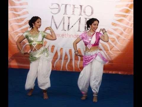 Apsara Aali Dance By Ridy & Sveta video
