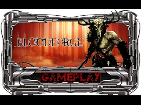 BloodForge Gameplay