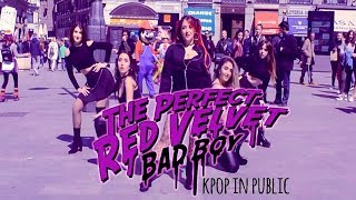 [KPOP IN PUBLIC CHALLENGE] Red Velvet 레드벨벳 'Bad Boy' || Dance cover by PonySquad #RedVelvet #BadBoy