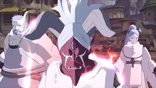 Momoshiki (s) & Kinshiki vs Sasuke, Naruto, Kaguya, Madara, Obito | Road to Boruto: Naruto Storm 4